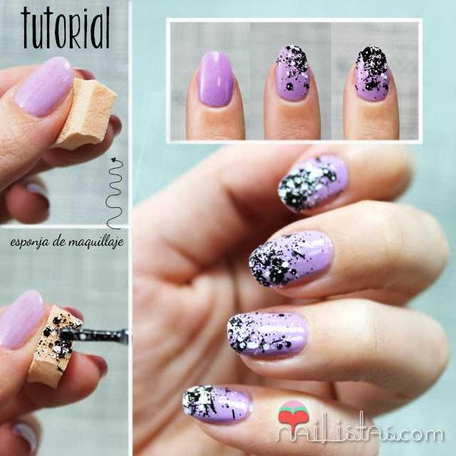 Tutorial de uñas decoradas fácil | Astor Play the Graffiti