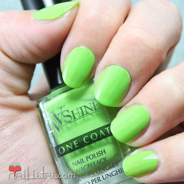 Esmaltes de uñas VV Shine - Nailistas | Uñas decoradas paso a paso
