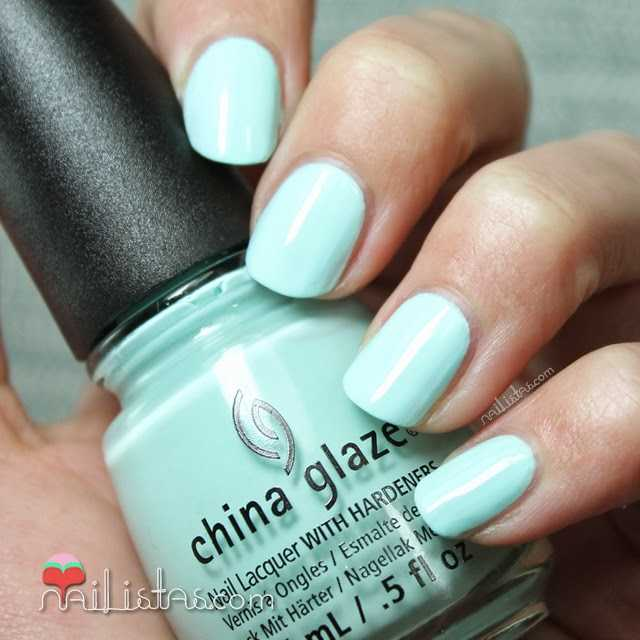 esmaltes China Glaze | At vase Value swatch