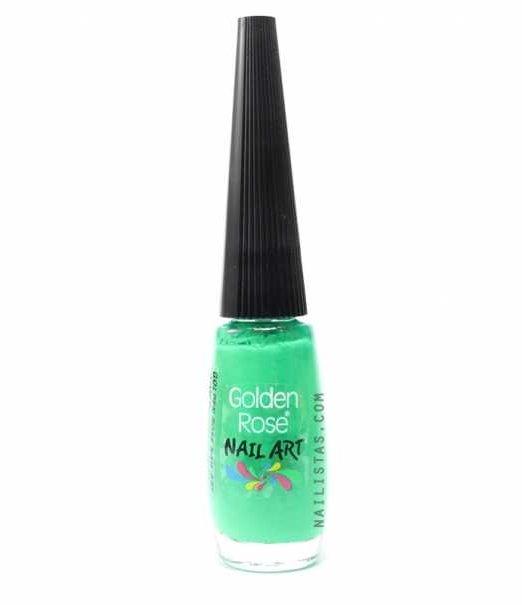 Pincel Nail Art - Verde-757