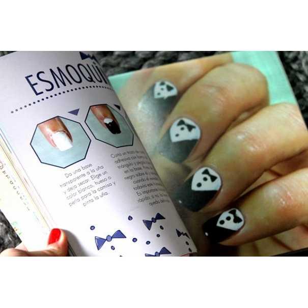 Libro de Nail Art | Nailistas-888