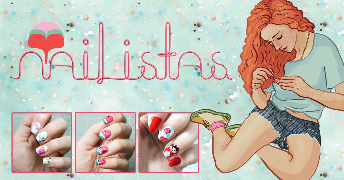 Nailistas blog de uñas decoradas y nail art