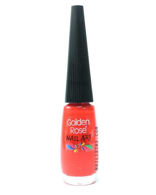 Pincel Nail Art - Rojo-765