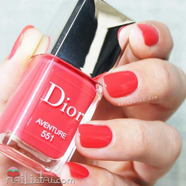 Esmalte de uñas Dior Aventure