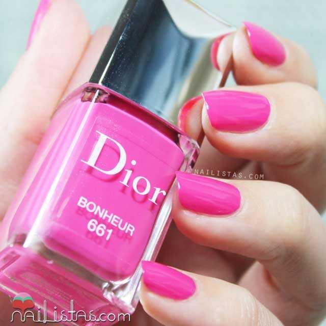 Swatch Esmalte de uñas Dior Bonheur