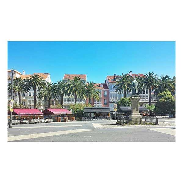 Plaza de Amboage Ferrol