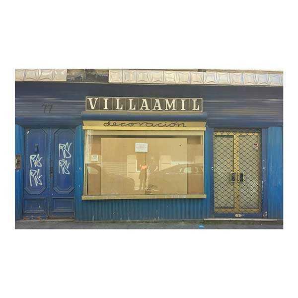 Rótulos Ferrol Villaamil decoración