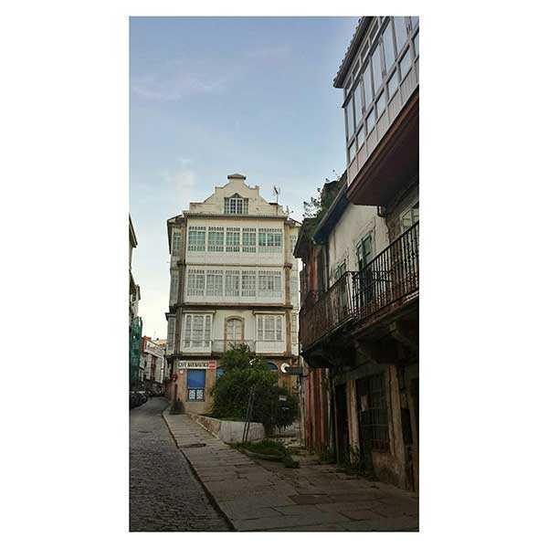 Rua Virxe Cafe Nautico Ferrol