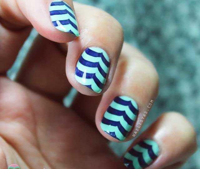 Stamping Nail Art Moyou London Sailor Collection 03