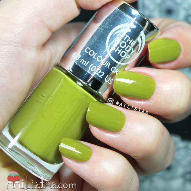 Esmaltes de uñas The Body Shop | Novedad - Nailistas | Uñas ...