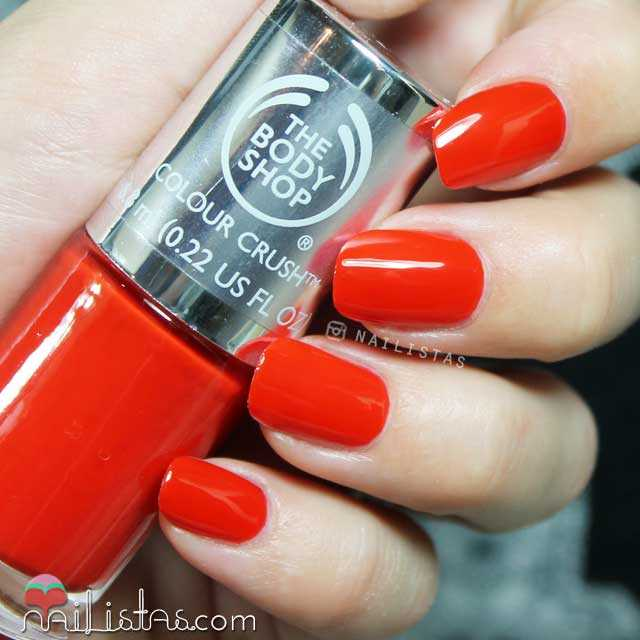 The Body Shop - Red My Mind