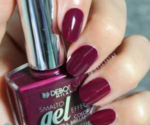 Esmaltes de uñas Deborah Milano 26 Borgoña