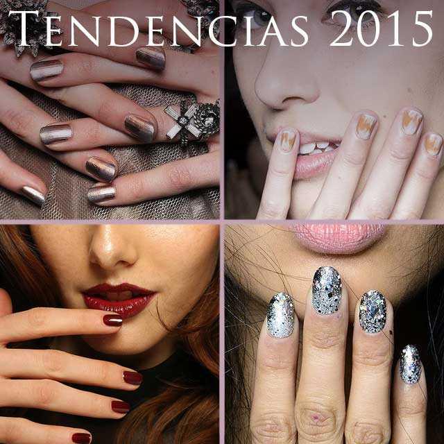 Tendencias De Uñas Y Nail Art Otoño Invierno 20142015