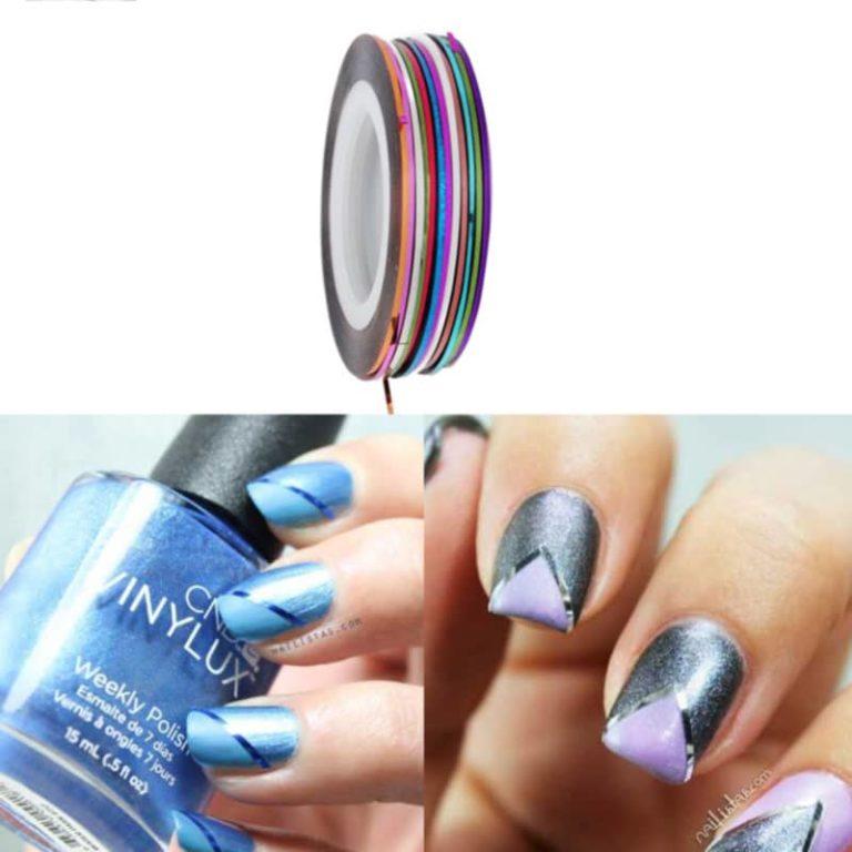 nail art cinta