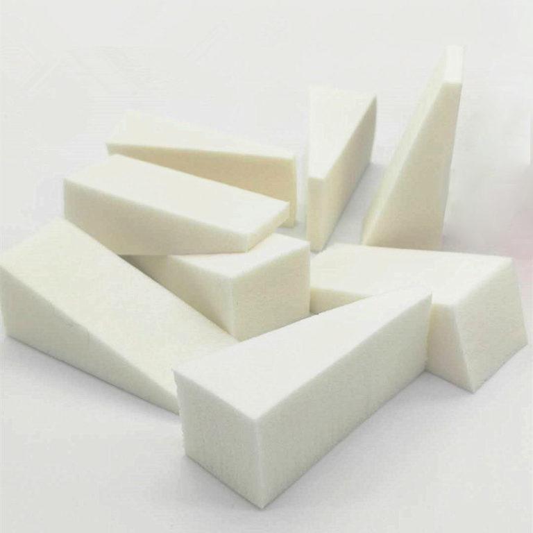 esponja para hacer degradados en las uñas