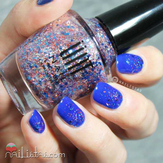 Love Captain Fearless swatch