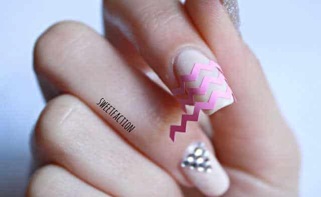 Manicura ideas para bodas y celebraciones nail art paso a paso