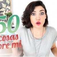 50 cosas sobre mi TAG YouTube