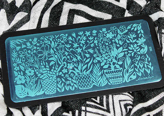 Comprar online placasd ee stampación Stamping Nail Art