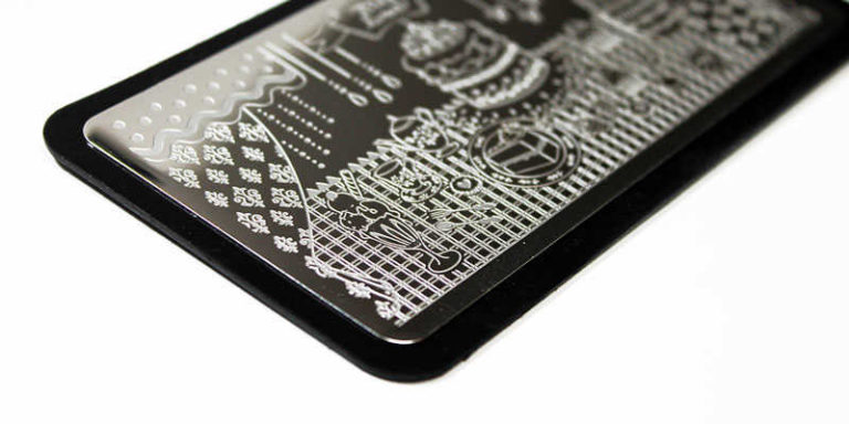 Comprar online Placas de estampación para uñas Curali Nail Stamping