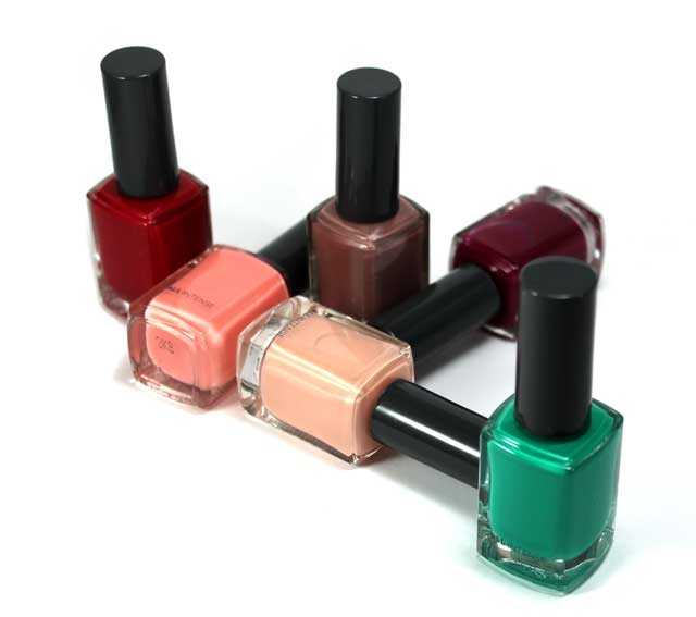 All Intense esmaltes de uñas low cost