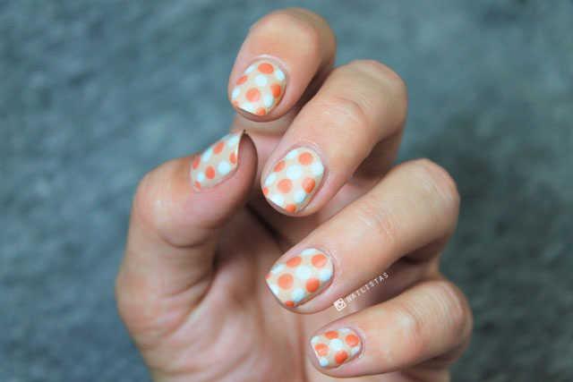 Diseño de uñas fácil y bonito en 5 pasos