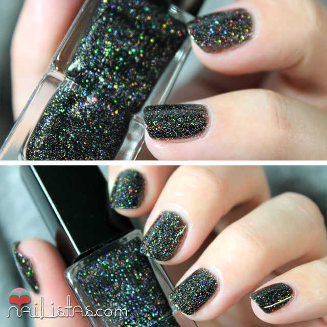 nail polish madam glam galaxy swatch