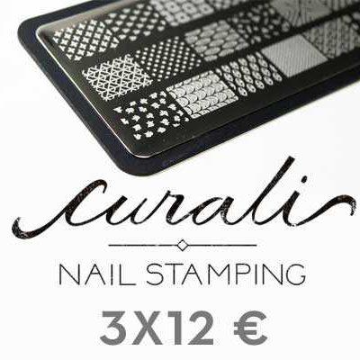 Comprar Online Curali Nail Stamping