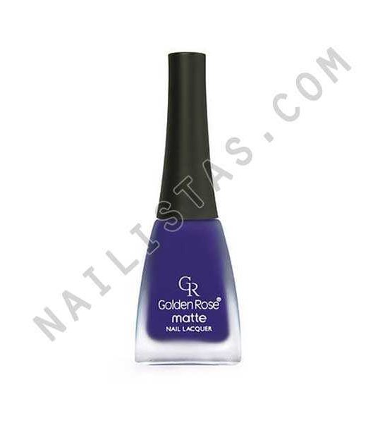Golden Rose Matte Nail Lacquer 10