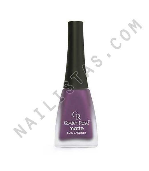 Golden Rose Matte Nail Lacquer 14