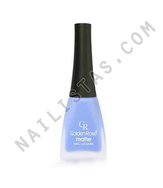Golden Rose Matte Nail Lacquer 29