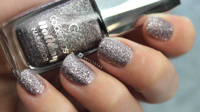 Esmaltes Holiday De Golden Rose Efecto Azúcar Nailistas