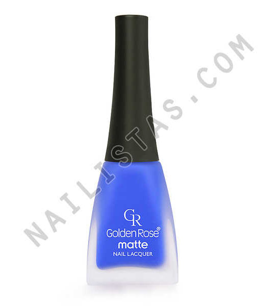 Golden Rose Matte Nail Lacquer 22
