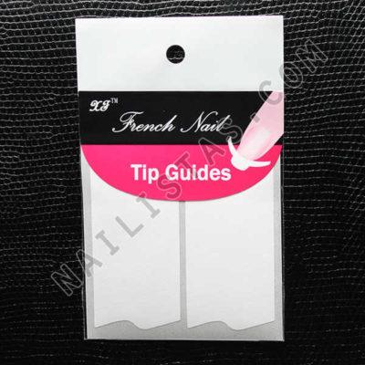 guias para uñas manicura nail vinyls
