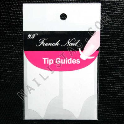 nail vinyls vinilos para las uñas pegatinas guias