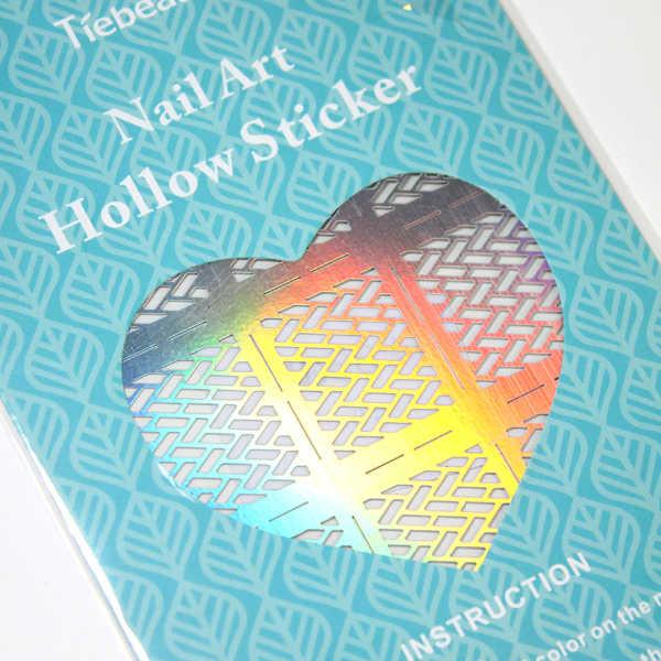 plantilla de vinilo para uñas stencil nail artplantilla de vinilo para uñas stencil nail art