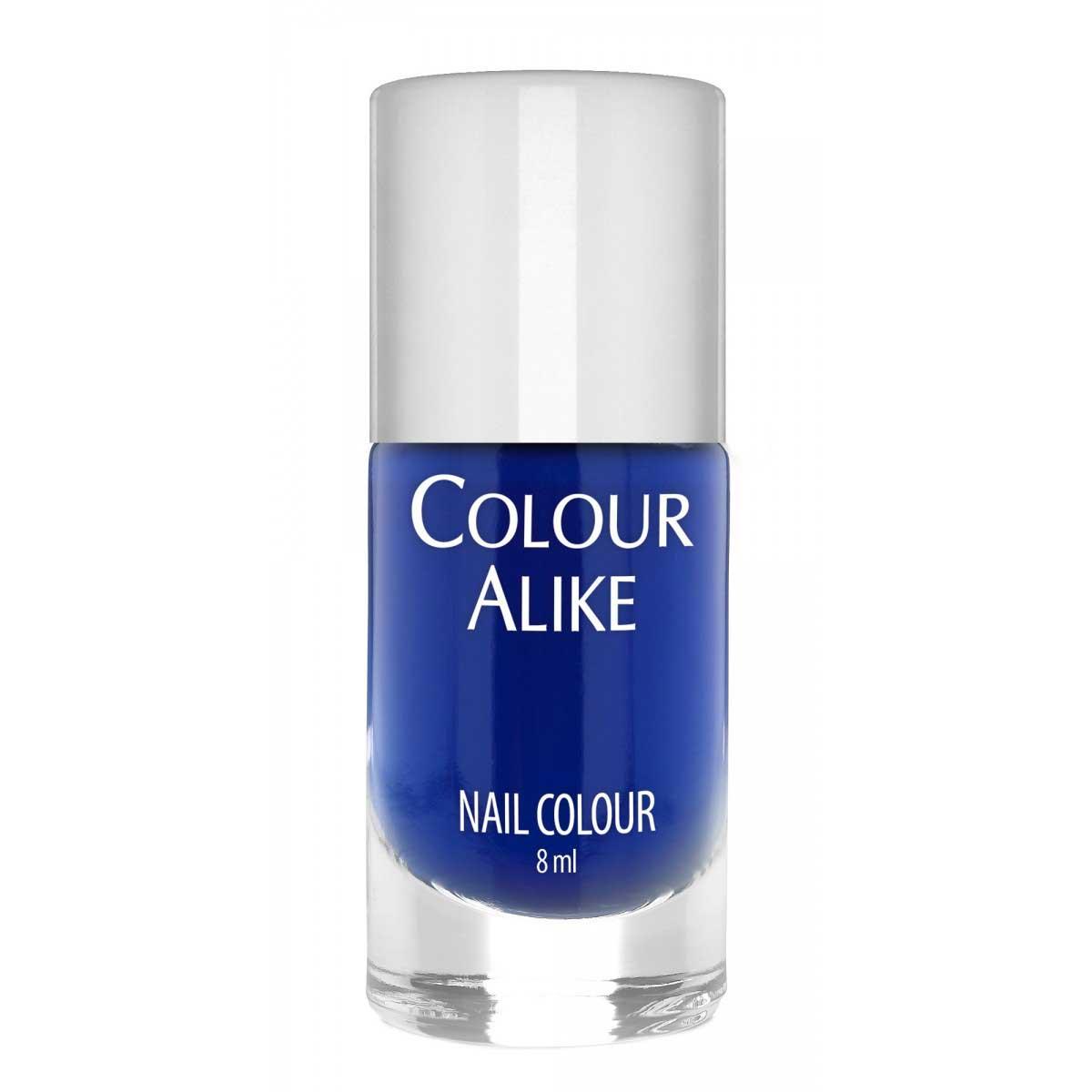 Colour Alike Atlantic Blue esmalte para stamping nail art
