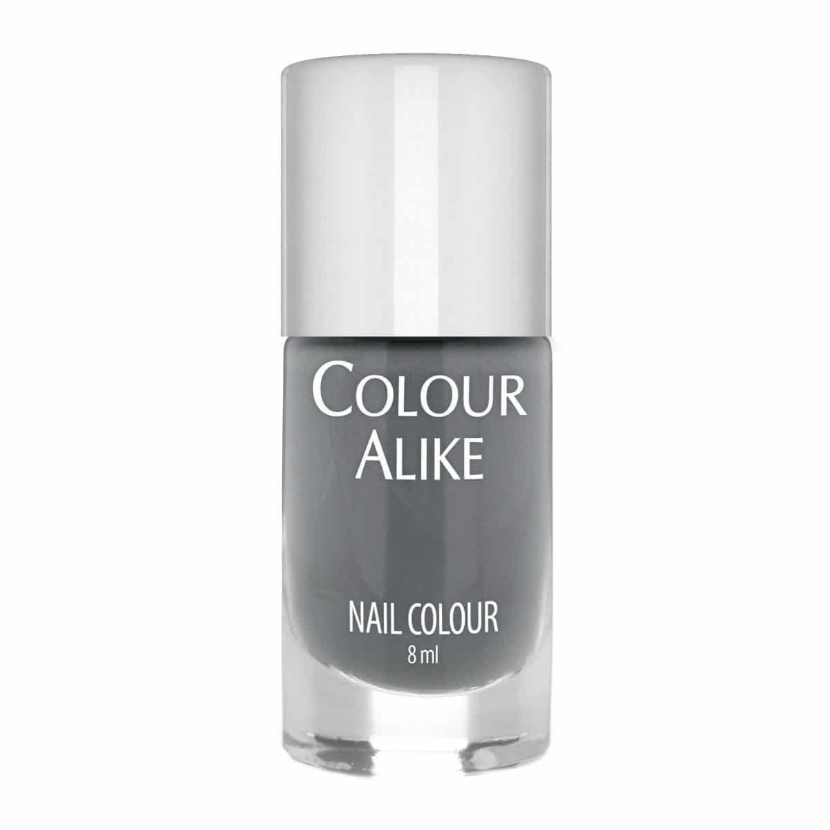 Colour Alike Shadow Grey Stamping Polish