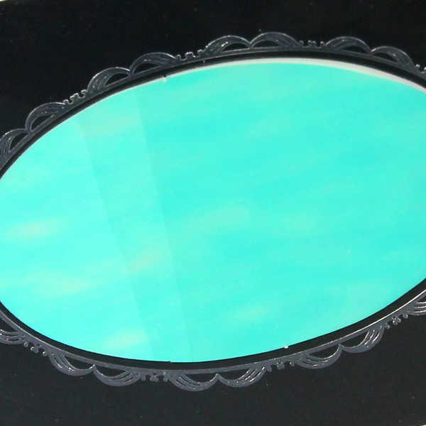 Nail foil Irisado uñas cristal roto