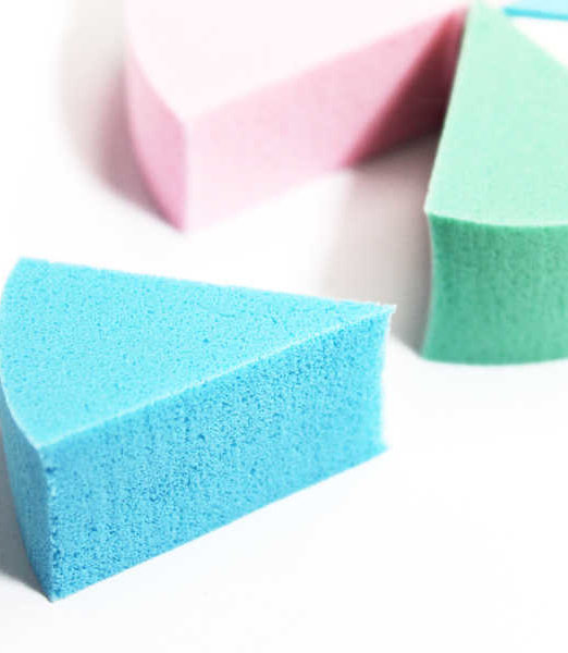 esponjas para degradado nail art uñas