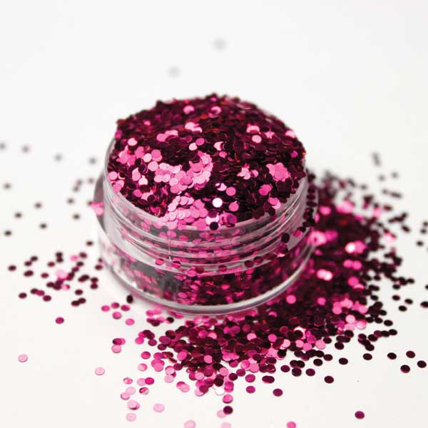 purpurina para decoración de uñas