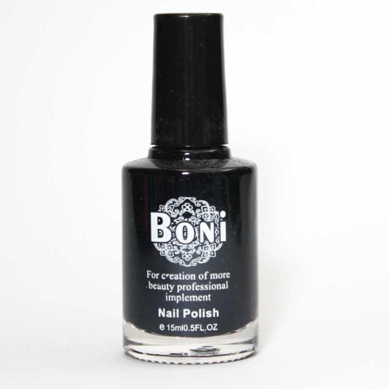 Stamping Nail Polish Boni
