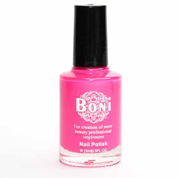 Esmaltes para estampar Stamping Nail Polish Boni
