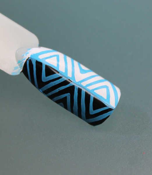 esmaltes para estampar en las uñas