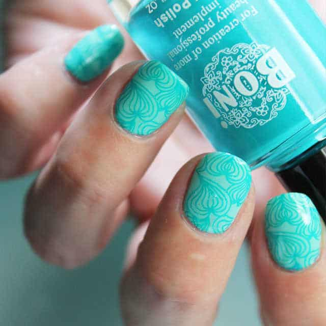 esmaltes para stamping nail art