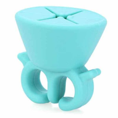 clippy cup tweexy sujeta esmaltes anillo silicona