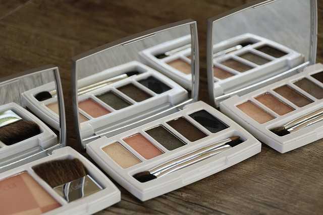 paletas de maquillaje de ojos