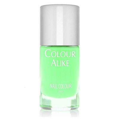 Colour Alike Lucky Neon Pastels Stamping Polish