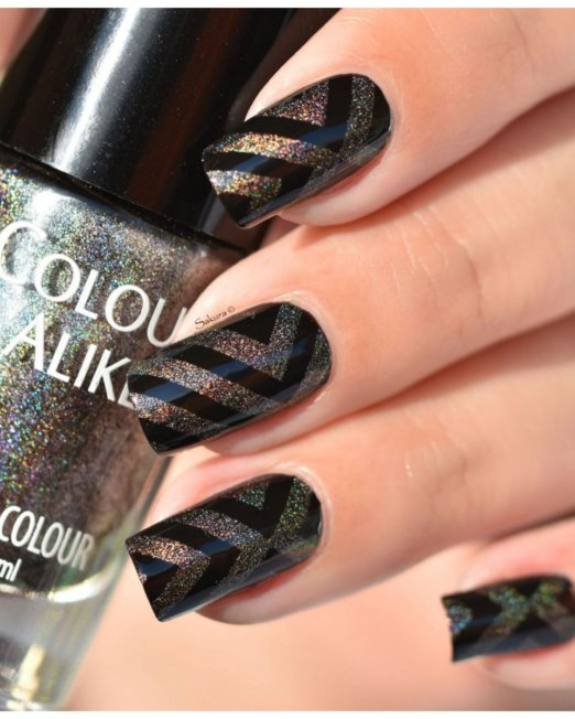 Colour Alike B a Prince Stamping polish