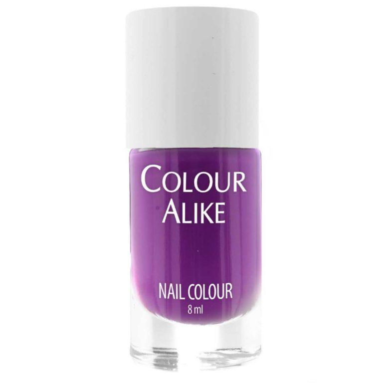 Colour Alike Purple Rain Stamping Polish